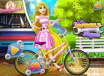 Rapunzel si Noua Bicicleta