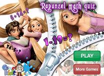 Rapunzel Test la Matematica