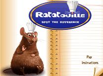Ratatouille Diferente
