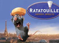 Ratatouille Obiecte Ascunse