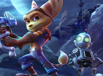 Ratchet si Clank Puzzle