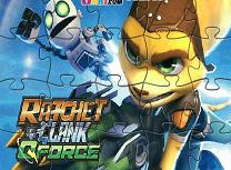 Ratchet si Clank de Facut Puzzle