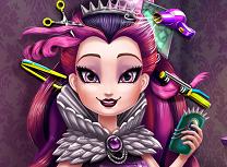 Raven Queen Coafuri