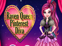Raven Queen Diva pe Pinterest