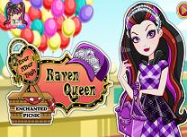 Raven Queen Picnic