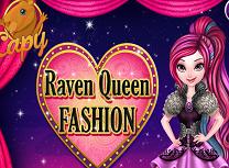 Raven Queen la Moda