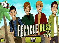 Reciclare cu Big Time Rush