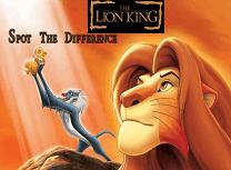 Regele Leu Diferente