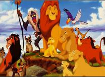 Regele Leu de Facut Puzzle