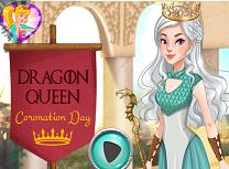 Regina Dragonilor Ziua Incoronarii