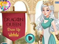 Regina Dragonilor de Imbracat