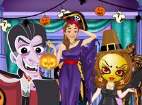 Regina Miranda de Halloween