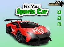 Repara Masina Sport