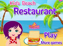 Restaurantul Copiilor de pe Plaja