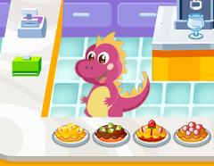 Restaurantul Dinozaurilor