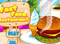 Restaurantul Fast Food