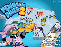 Restaurantul Pinguinilor 2