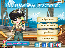 Restaurantul Piratilor