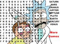 Rick si Morty Cauta Cuvintele