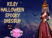 Riley Alege Costumul de Halloween
