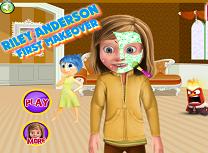 Riley Anderson Tratamente Faciale