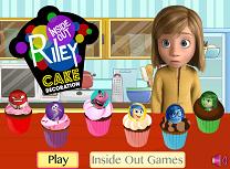 Riley Decoreaza Prajiturile