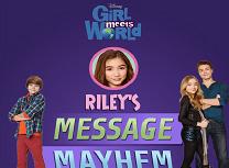 Jocuri cu Riley si Restul Lumii
