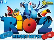 Rio 2 Memorie