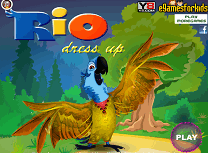 Rio Dress-up