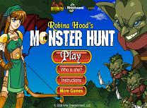 Robina Hood Vanatoare de Monstri