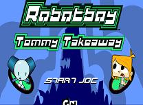 Robotboy in Actiune
