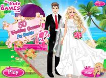 Rochii de Mireasa Pentru Barbie