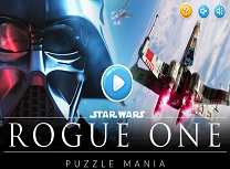 Rogue One O Poveste Star Wars Puzzle