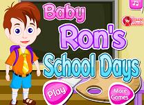 Ron la Scoala