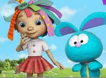 Rosie si Prietenii Sai Puzzle