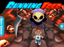 Running Fred 3D