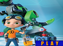 Rusty Rivets Diferente