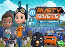 Rusty Rivets Si Problema cu Pinguinii