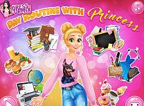 Rutina Printesei Rapunzel