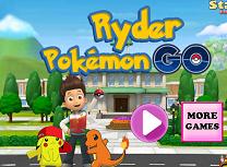 Ryder Joaca Pokemon Go