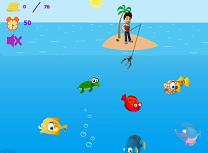 Ryder la Pescuit