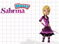 Jocuri cu Sabrina Secretul Vrajitoarei Adolescente