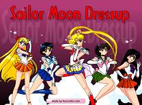 Sailor Moon De Imbracat
