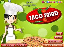 Salata Taco