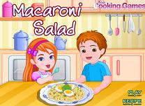 Salata cu Macaroane