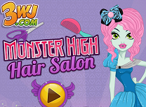 Salonul Monster High