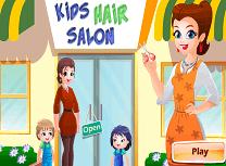 Salonul de Tuns Copii