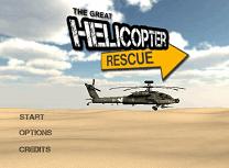 Salvare cu Elicopterul