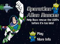 Salvarea Extraterestrilor