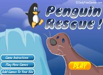 Salvarea Pinguinului
